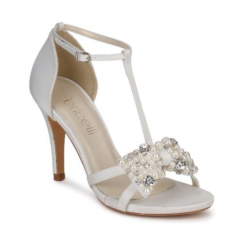 Zapatos Mujer Sandalias Fericelli SIDONA Beige