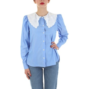 textil Mujer Camisas Vicolo TH0743 Celestial