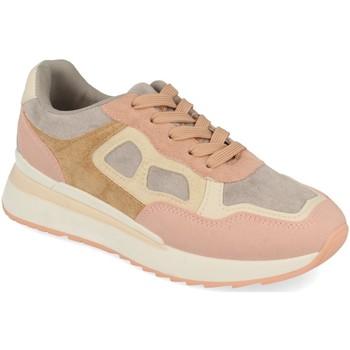 Zapatos Mujer Zapatillas bajas Tephani TF22111 Rosa