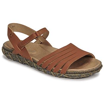 Zapatos Mujer Sandalias El Naturalista SOFT Marrón