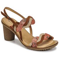 Zapatos Mujer Zapatos de tacón El Naturalista FANTASY Marrón