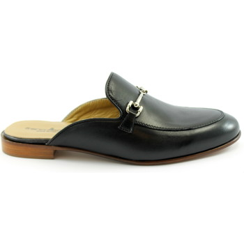 Zapatos Mujer Zuecos (Mules) Franco Fedele FED-E21-D590-NE Nero