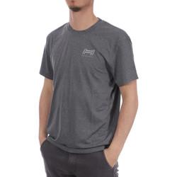 textil Hombre Camisetas manga corta Hungaria  Gris