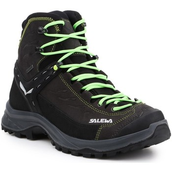Zapatos Hombre Senderismo Salewa MS Hike Trainer Mid GTX 61336-0972 negro