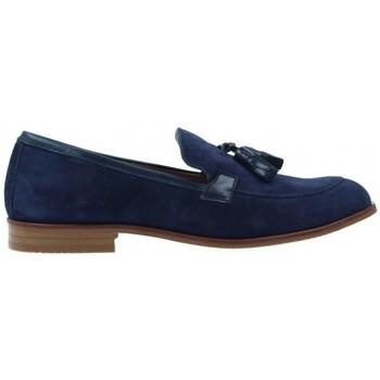Zapatos Mujer Derbie & Richelieu Luis Gonzalo Zapatos Mocasines Mujer de  5133M Azul