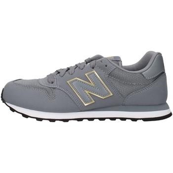 Zapatos Mujer Zapatillas bajas New Balance GW500GKG GRIS