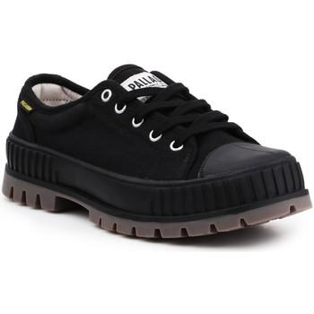 Zapatos Mujer Zapatillas bajas Palladium Manufacture Plshock Og Black 76680-008-M negro