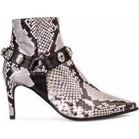 Zapatos Mujer Botines Paco Gil SANDRA Negro