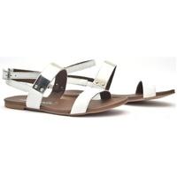 Zapatos Mujer Sandalias Alpe SLAVA Blanco