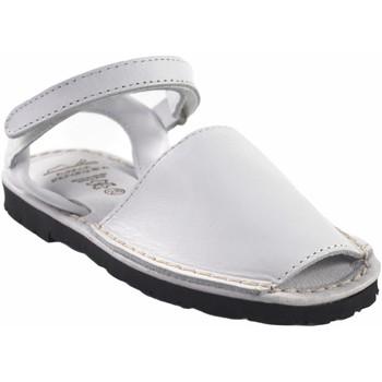 Zapatos Niña Multideporte Duendy Sandalia niño  9361 blanco Blanco