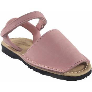 Zapatos Niña Sandalias Duendy Sandalia niña  9361 rosa Rosa