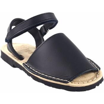 Zapatos Niño Sandalias Duendy Sandalia niño  9361 azul Azul