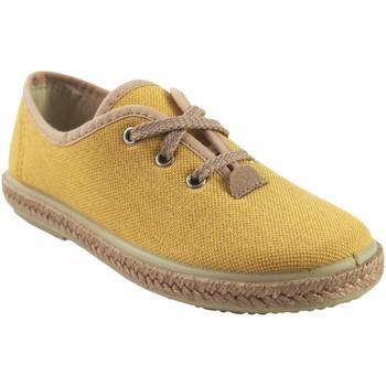 Zapatos Niño Ciclismo Vulpeques Zapato niño  1000-st mostaza Amarillo