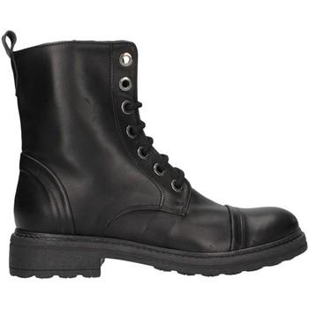 Zapatos Mujer Botas urbanas Unica 10190 NEGRO