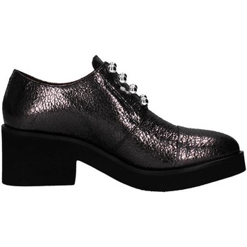 Zapatos Mujer Derbie Apepazza STN01 NEGRO