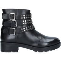 Zapatos Mujer Botines Apepazza BST10 NEGRO