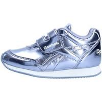 Zapatos Niña Zapatillas bajas Reebok Sport CN5844 ROSA