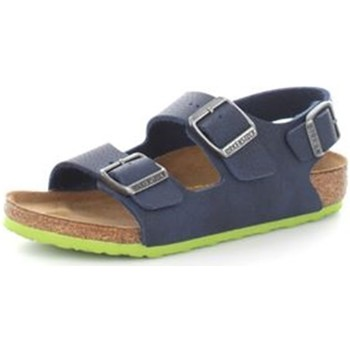 Zapatos Niño Sandalias Birkenstock 035203 AZUL