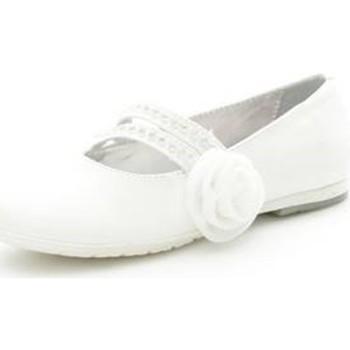 Zapatos Niña Bailarinas-manoletinas Asso 39049 BLANCO