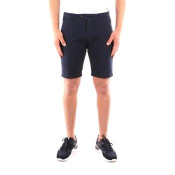 textil Hombre Shorts / Bermudas Roy Rogers P21RRU087C9250112 AZUL MARINO