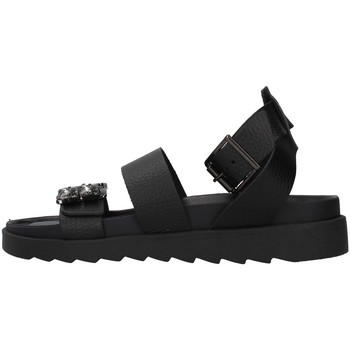 Zapatos Mujer Sandalias Apepazza S1SOFTWLK05/LEA NEGRO