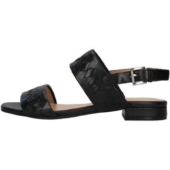 Zapatos Mujer Sandalias Apepazza S1PETIT18/VEG NEGRO