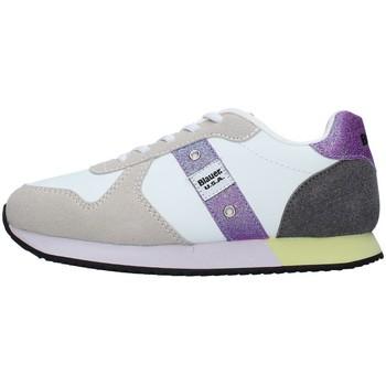 Zapatos Niña Zapatillas bajas Blauer S1LILLI02/LES BLANCO