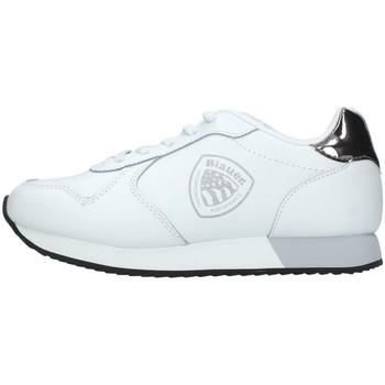 Zapatos Niña Zapatillas bajas Blauer S1LILLI01/LEA BLANCO