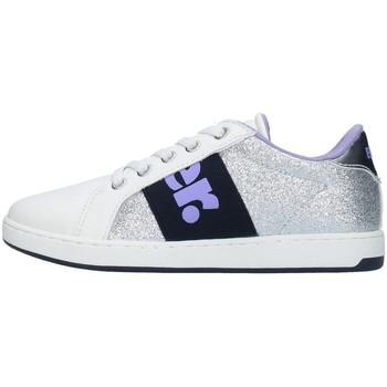 Zapatos Niña Zapatillas bajas Blauer S1DORY04/GLI PLATA