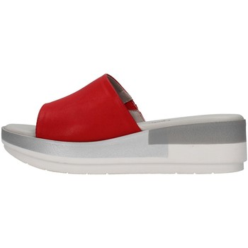 Zapatos Mujer Zuecos (Mules) Melluso 018854 ROJO