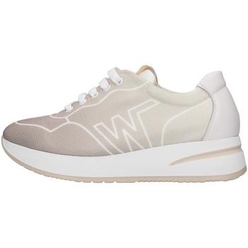 Zapatos Mujer Zapatillas bajas Melluso R20068 ECRU