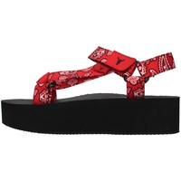 Zapatos Mujer Sandalias Windsor Smith PEEPED ROJO
