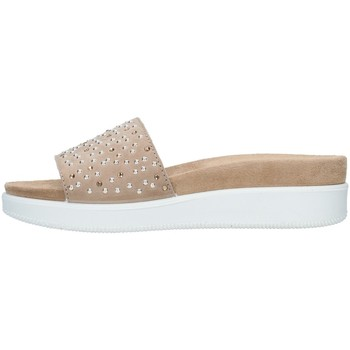 Zapatos Mujer Zuecos (Mules) Enval 7281022 BEIGE