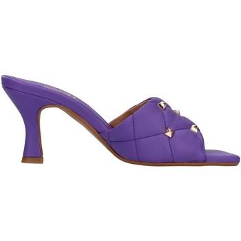 Zapatos Mujer Zuecos (Mules) Balie' 587 VIOLETA