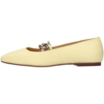 Zapatos Mujer Bailarinas-manoletinas Balie' 380 AMARILLO