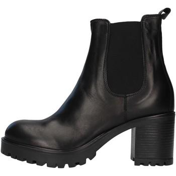 Zapatos Mujer Botines Unica 10264 NEGRO