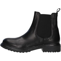 Zapatos Mujer Botines Unica 10115 NEGRO