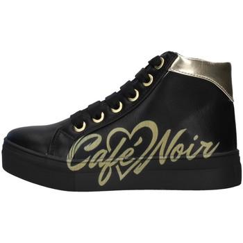 Zapatos Niña Zapatillas altas Café Noir C-841 NEGRO