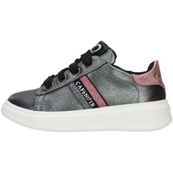 Zapatos Niña Zapatillas bajas Café Noir C-740 GRIS