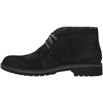 Zapatos Hombre Botas de caña baja IgI&CO 6108633 AZUL
