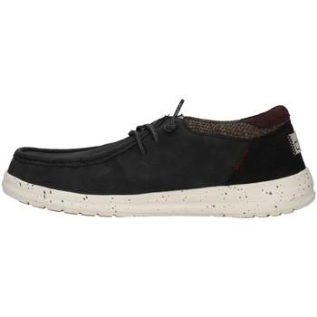 Zapatos Hombre Derbie Hey Dude 11229 NEGRO