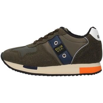 Zapatos Niño Zapatillas bajas Blauer F0DASH02/NYL VERDE