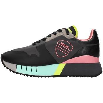 Zapatos Mujer Zapatillas bajas Blauer F0MYRTLE03/CAT NEGRO