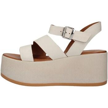 Zapatos Mujer Sandalias Inuovo 495002 BLANCO