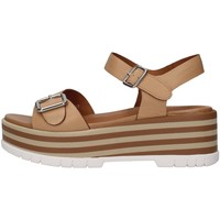 Zapatos Mujer Sandalias Stonefly 213920 BEIGE