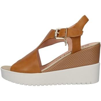 Zapatos Mujer Sandalias Stonefly 213914 BEIGE