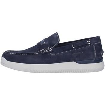 Zapatos Hombre Mocasín Stonefly 211070 AZUL