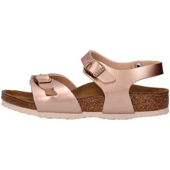 Zapatos Niña Sandalias Birkenstock 1012520 ROSA