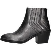 Zapatos Mujer Botines Luciano Barachini DD152G GRIS