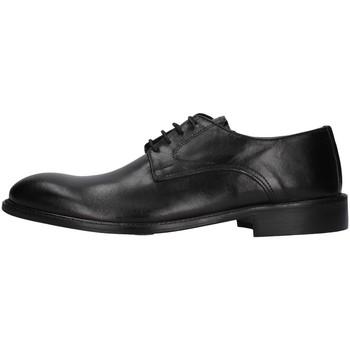 Zapatos Hombre Derbie Antony Sander 18020 NEGRO